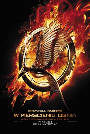 The Hunger Games: Catching Fire 1000x1483