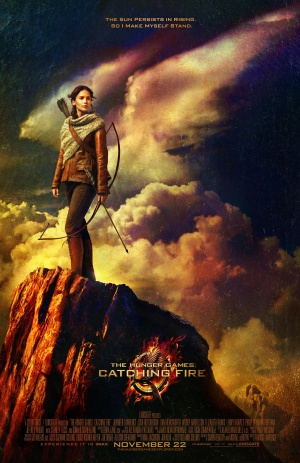 The Hunger Games: Catching Fire 3243x5000