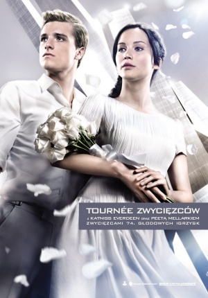 The Hunger Games: Catching Fire 1125x1614