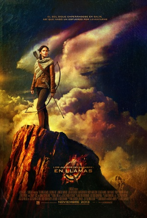 The Hunger Games: Catching Fire 1800x2667
