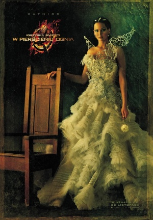 The Hunger Games: Catching Fire 1125x1619