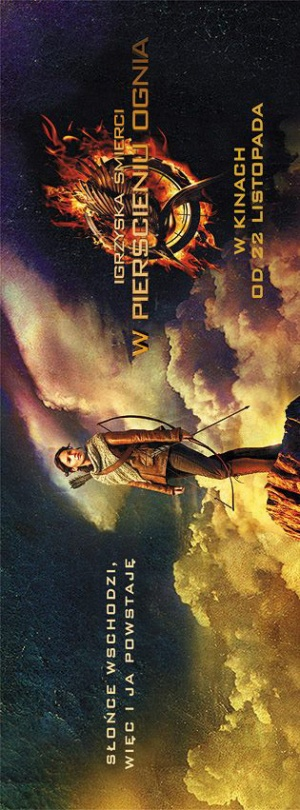 The Hunger Games: Catching Fire 315x851