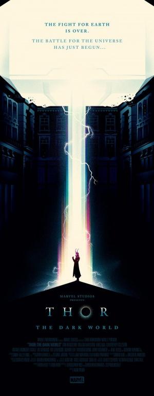 Thor: The Dark World 700x1800