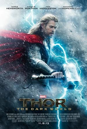 Thor: The Dark World 2700x4000