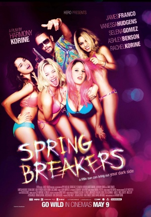 Spring Breakers 3500x5000