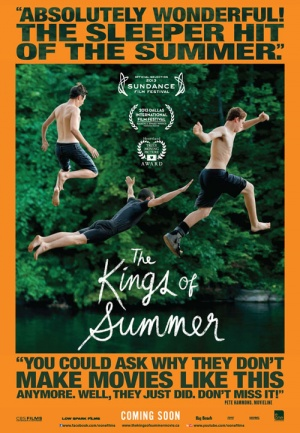 The Kings of Summer 500x722