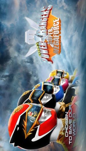 Power Rangers Megaforce 513x896