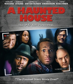 A Haunted House 1461x1681