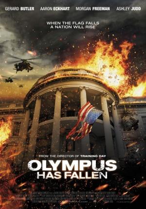 Olympus Has Fallen 2084x2971