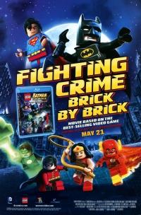 LEGO Batman: Der Film - Vereinigung der DC Superhelden poster
