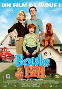 Boule & Bill - Zwei Freunde Schnief und Schnuff poster