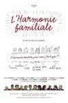 L'harmonie familiale poster