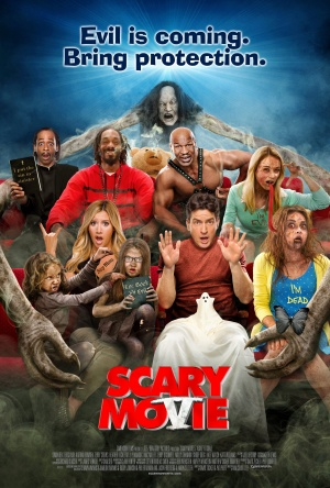 Scary Movie 5 3375x5000