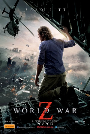 World War Z 3376x5000