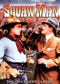 The Squaw Man poster