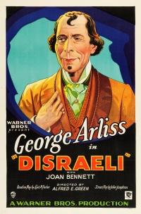 Disraeli poster