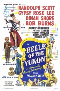 Belle of the Yukon poster