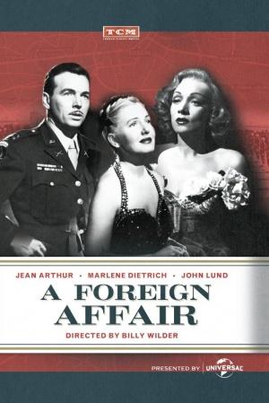 A Foreign Affair 668x1000