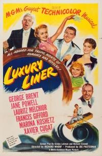 Luxury Liner poster