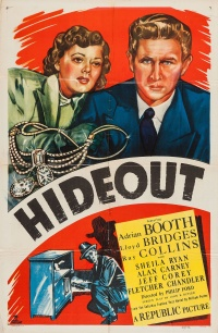 Hideout poster