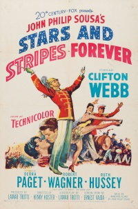 Stars and Stripes Forever poster