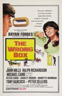 The Wrong Box poster
