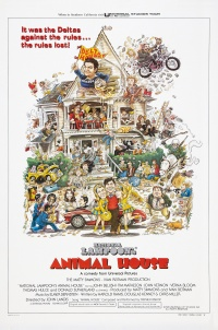 National Lampoon's Animal House poster