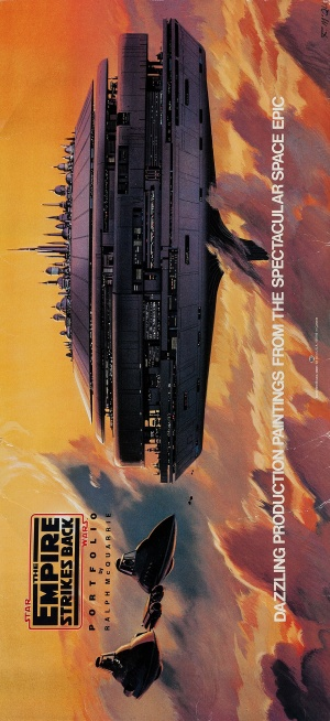 Star Wars: Episodio V - El Imperio contraataca 1332x2905