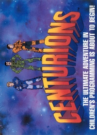 Centurions poster