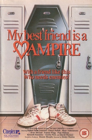 My Best Friend Is a Vampire 536x819