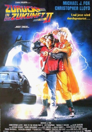 Back to the Future Part II 497x712
