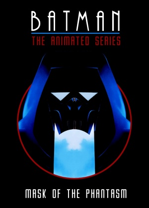 Batman: Mask of the Phantasm 1555x2175