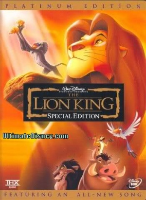 The Lion King 350x480