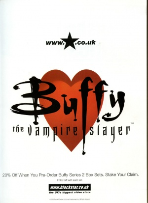Buffy the Vampire Slayer 930x1280
