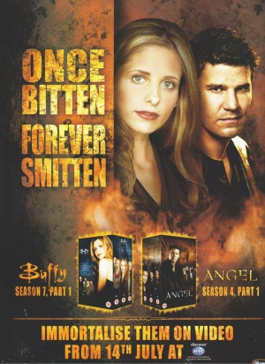 Buffy the Vampire Slayer 933x1280