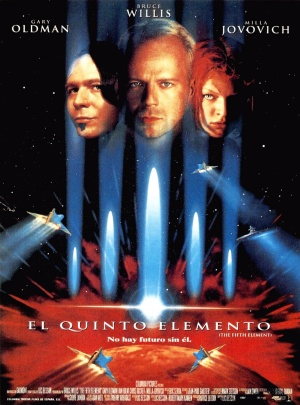 The Fifth Element 1335x1802