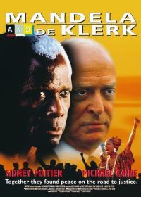 Mandela and de Klerk poster