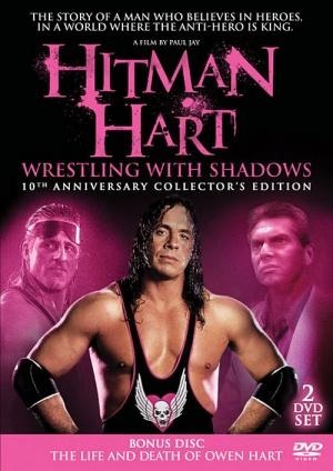Hitman Hart: Wrestling with Shadows 500x706