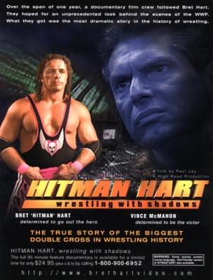 Hitman Hart: Wrestling with Shadows 762x1000