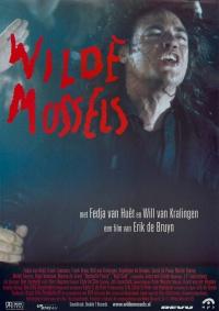 Wilde mossels poster