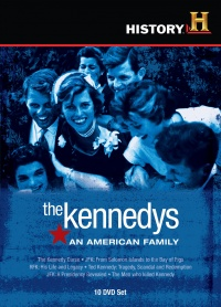 The Kennedys: The Curse of Power poster