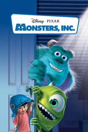 Monsters, Inc. 2000x3000