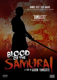 Blood of the Samurai poster