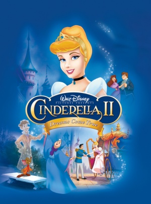 Cinderella II: Dreams Come True 567x768