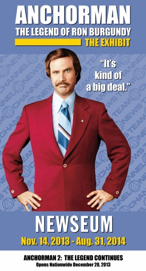 Anchorman: The Legend of Ron Burgundy 1081x2000