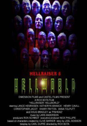 Hellraiser: Hellworld 450x650