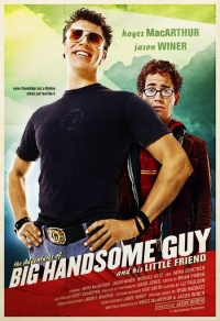 The Adventures of Big Handsome Guy and His Little Friend poster