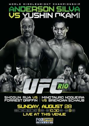 UFC Unleashed 3508x4961