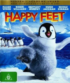 Happy Feet 339x400