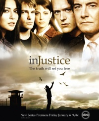 In Justice poster